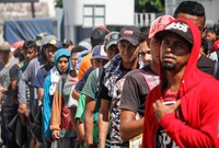 Gobierno de Ecuador inicia censo a migrantes venezolanos