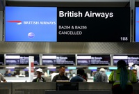 British Airways amenazada con un endurecimiento de conflicto con pilotos