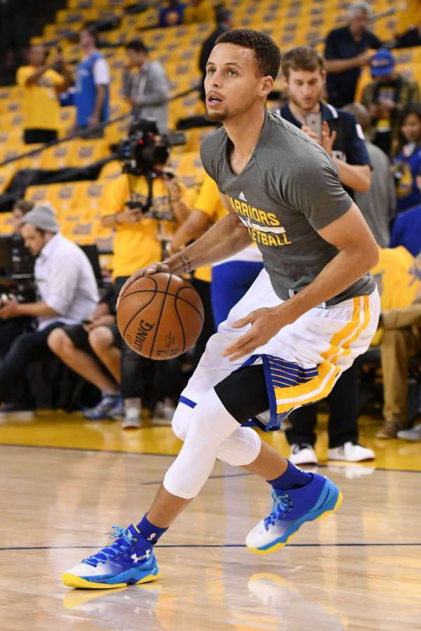 Stephen Curry / AFP