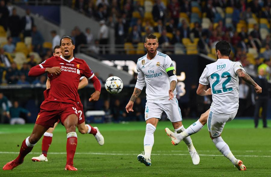Isco fue titular en la final de la Champions League. Foto: EFE/END