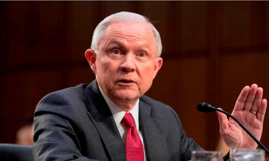 Jeff Sessions, fiscal general