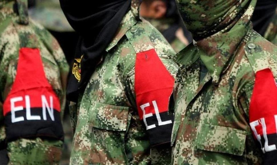 ELN, Colombia. END/ARCHIVO.