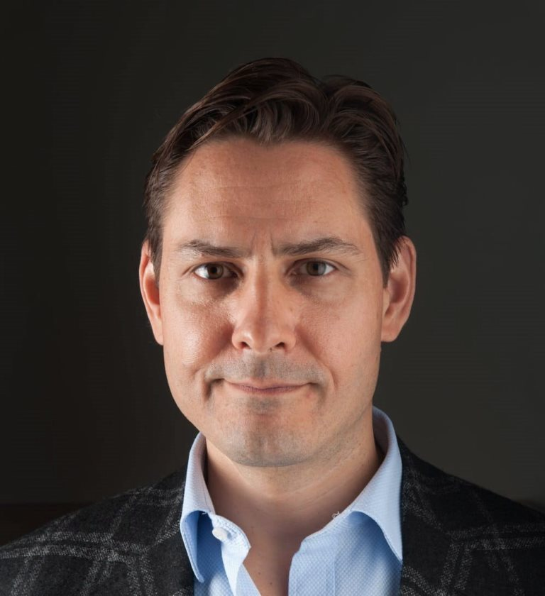 Michael Kovrig, exdiplomático canadiense. EFE/END