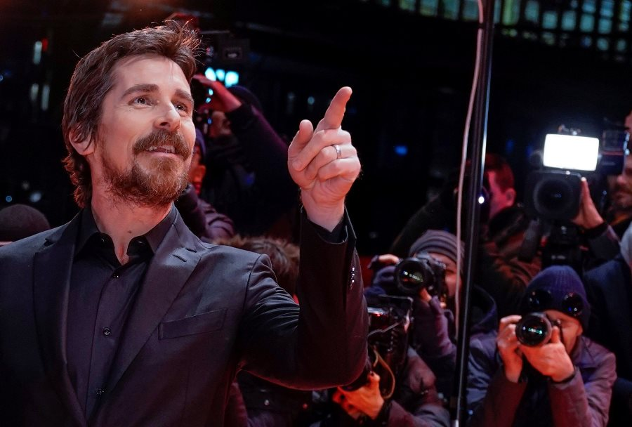 Christian Bale, actor estadounidense. EFE/END
