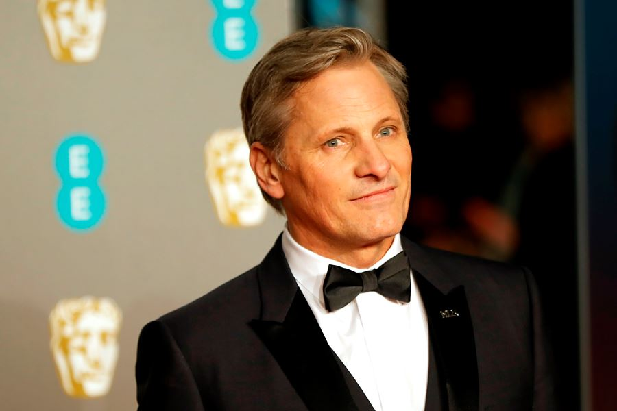 Viggo Mortensen, actor estadounidense. AFP/END