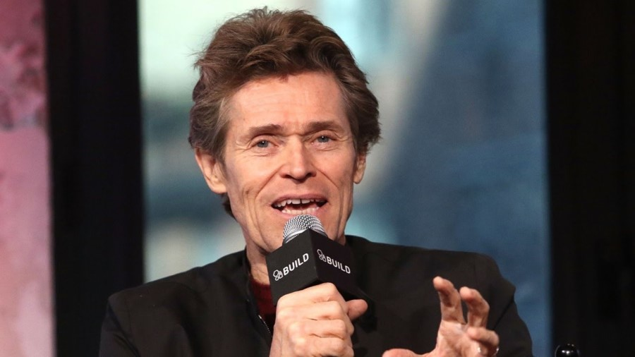 Willem Dafoe, actor estadounidense. Cortesía/END