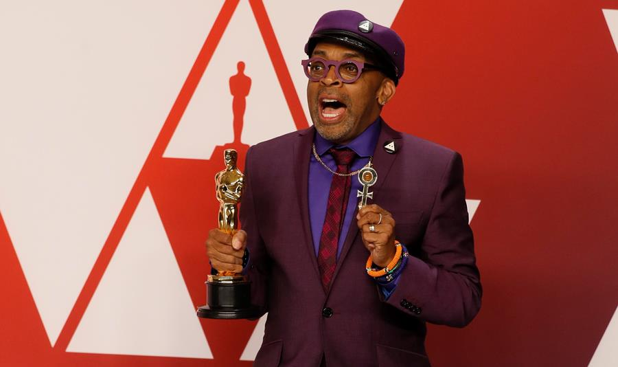 El director estadounidense Spike Lee. EFE/END