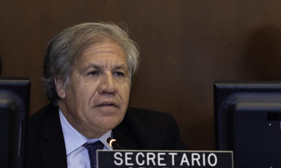 Luis Almagro. Archivo/END