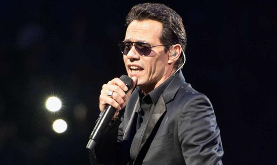 Marc Anthony, cantante.