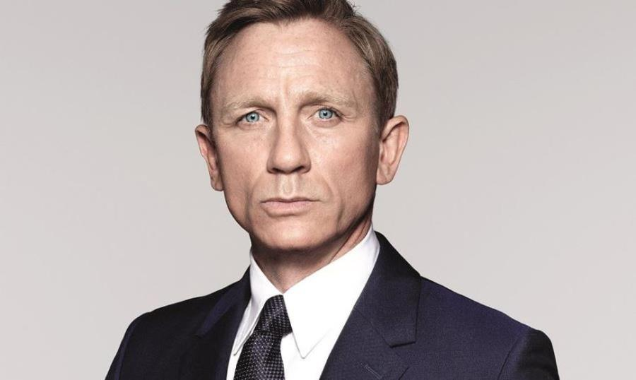 "Daniel Craig encarnará a James Bond en ""Bond 25"". Archivo/END"