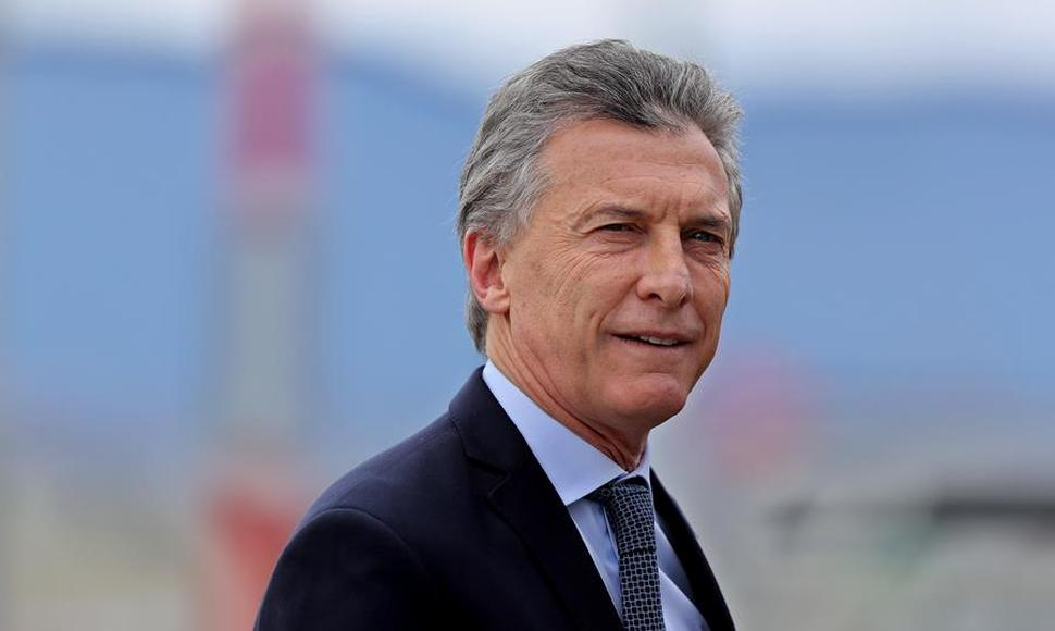 Mauricio Macri. Archivo / END