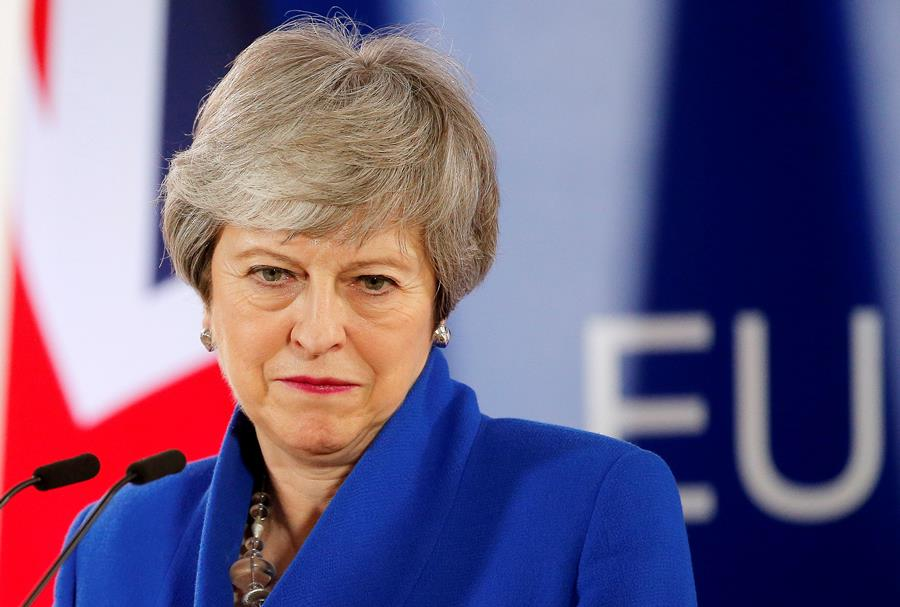 Theresa May, primera ministra británica. Archivo / END
