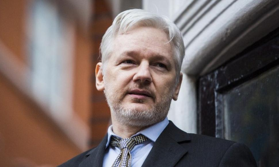 Julian Assange. Archivo/END