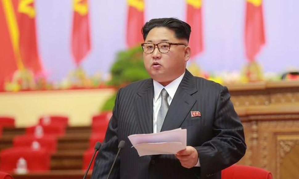 Kim Jong Un. ARCHIVO/END.