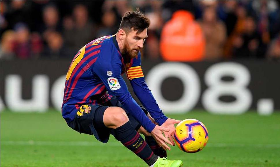 Lionel Messi, el futbolista total. Archivo/END