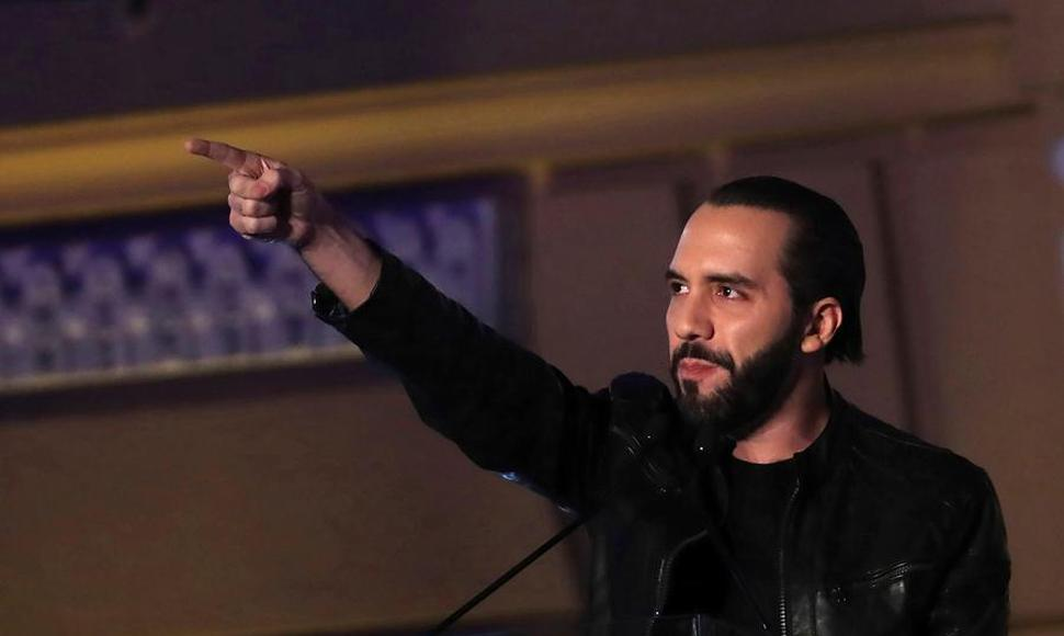 Nayib Bukele. Archivo/END