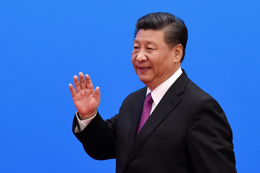 Xi Jinping, presidente de China. AFP/END