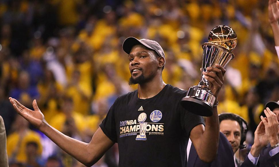 Kevin Durant. Archivo/END