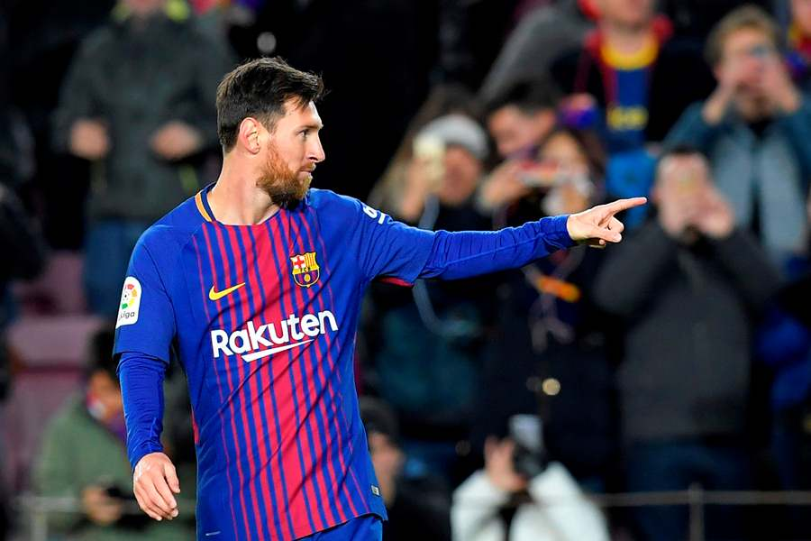 Messi, segundo máximo goleador de la Champions League. Foto: Archivo/END