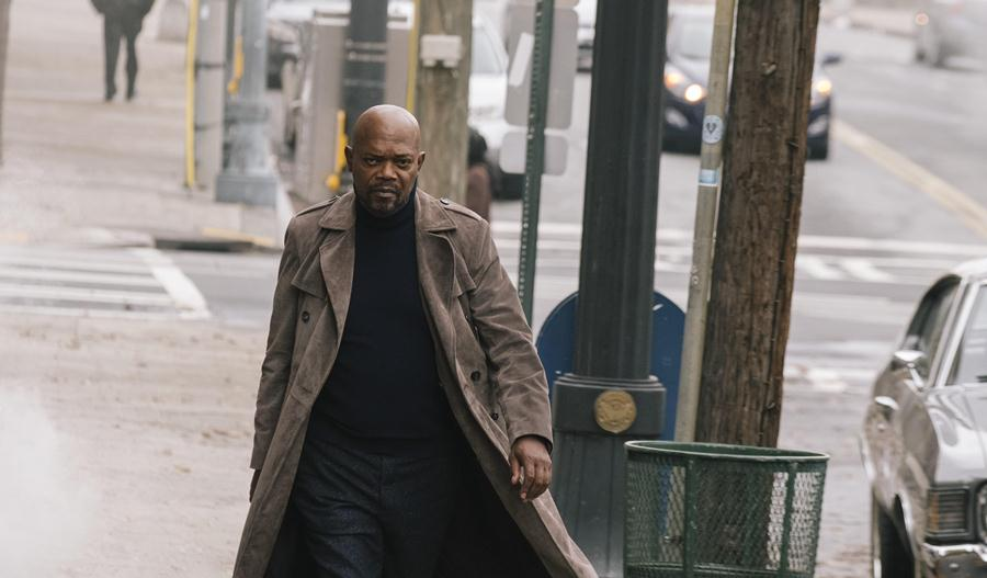 "Samuel L. Jackson vuelve en la secuela de ""Shaft"". EFE/END"