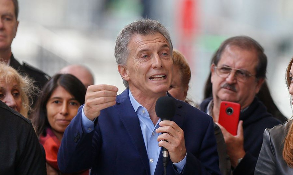 Mauricio Macri. Archivo/END