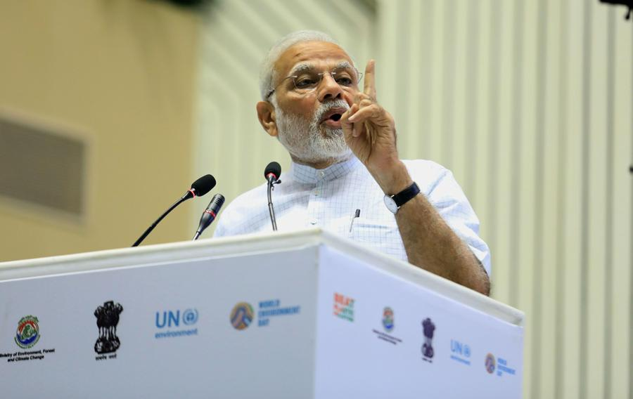 Narendra Modi. AFP/END