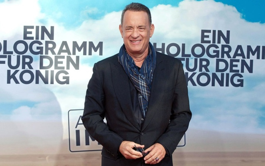"Hanks tuvo su primera gran oportunidad cinematográfica en ""Big"" en 1988. Archivo/END"