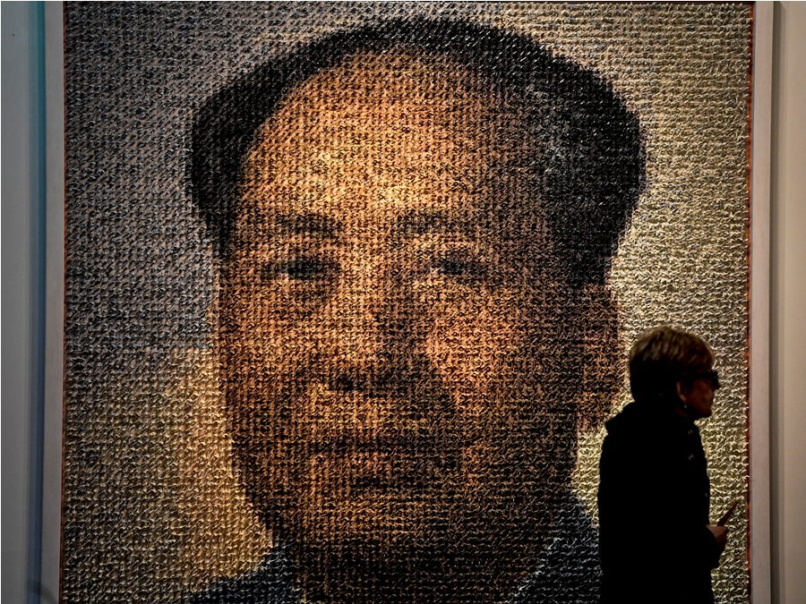Mao Zedong, fundador de la República Popular China. Foto: AFP/END