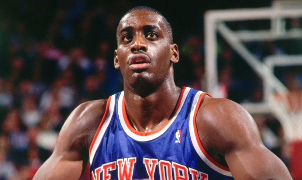 Anthony Mason. CORTESÍA / END