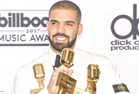 Drake supera récord de los Beatles