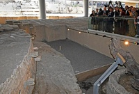 El Templo Mayor de capital mexicana exhibe hallazgos arqueológicos