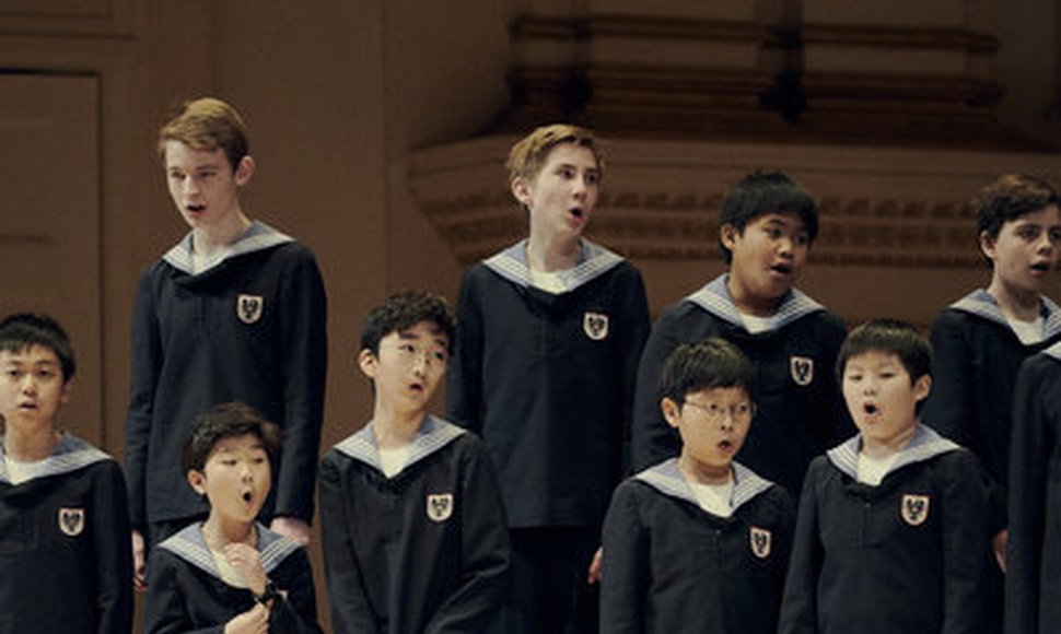 Boys' choirs date back hundreds of years. The Vienna Boys Choir at Carnegie Hall in New York in December. (Vincent Tullo for The New York Times)