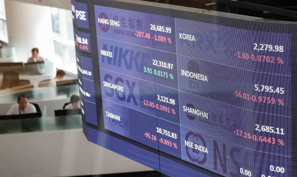 As market bubbles get bigger, they suck capital away from growing economies and companies. As tech stocks falter, investors may start looking at mar