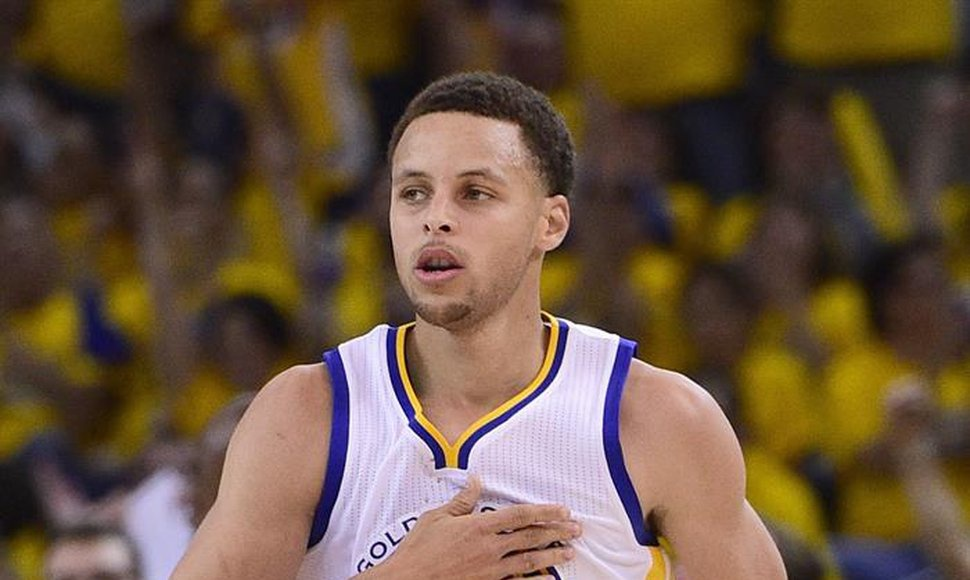 Stephen Curry.