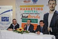 Anuncian taller de marketing digital  con Juan Merodio