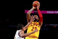 LeBron y Love, imparables