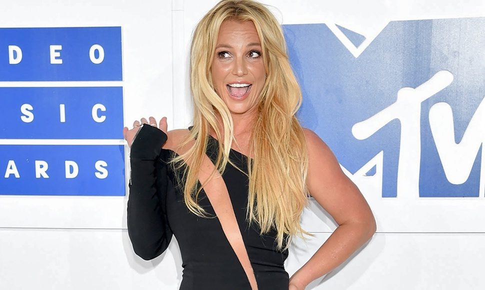 Britney Spears, cantante.