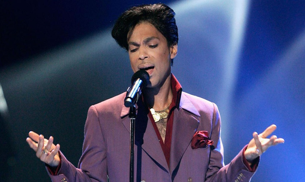 Prince. GETTY IMAGES/END