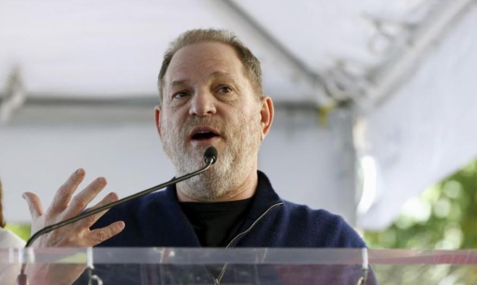 Harvey Weinstein, es acusado de acoso sexual.