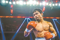 Pacquiao quiere a Lucas Matthysse