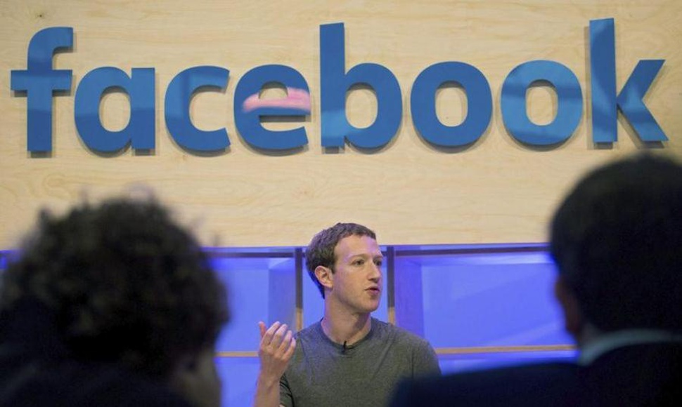 Creador de facebook, Mark Zuckerberg