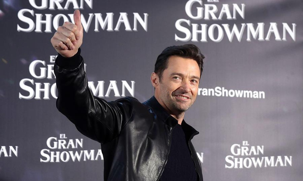 El actor australiano Hugh Jackman.