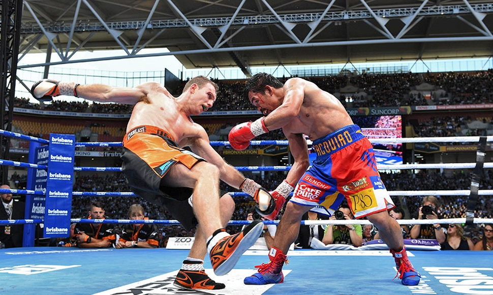 Manny Pacquiao perdió ante Jeff Horn.
