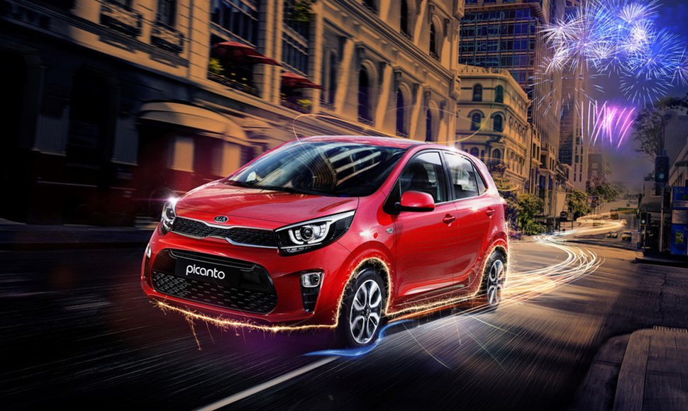 Kia Picanto 2018 disponible en Casa Pellas.