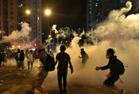 "China advierte a manifestantes de Hong Kong no subestimar su ""determinación"""