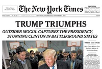 The New York Times se disculpa por su mala cobertura
