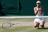 Serena Williams y Muguruza disputarán la final de Wimbledon