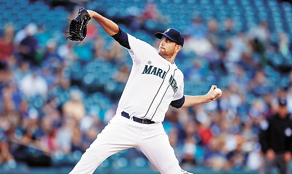 James Paxton bordó un juego sin hits ni carreras esta temporada.