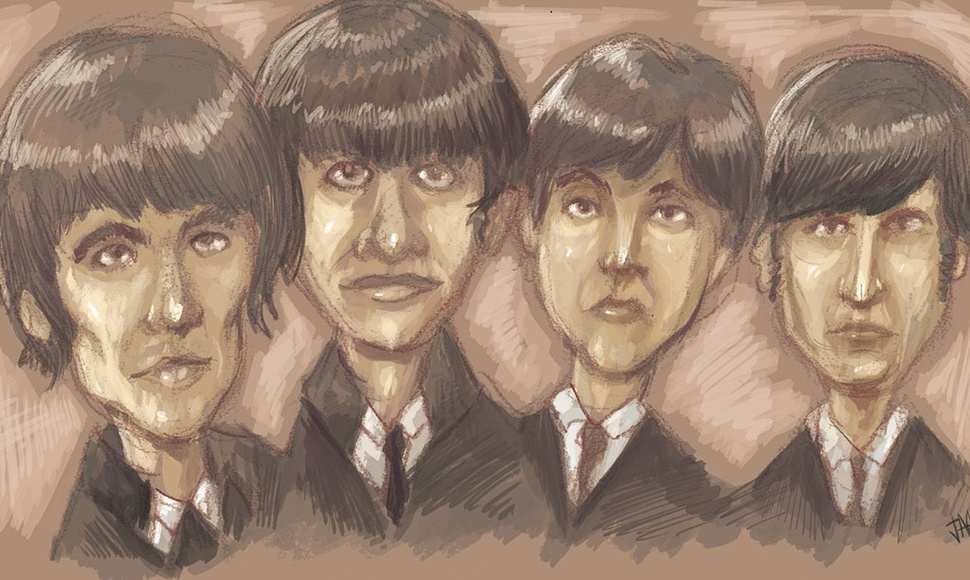 The Beatles, un grupo en ebullición creativa