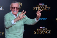 Hollywood rinde honores al maestro del cómic Stan Lee